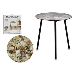 Table d'Appoint animaux (40 x 40 cm)