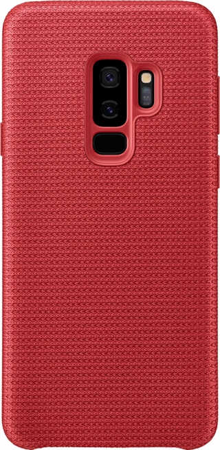 SAMSUNG - Coque smartphone Coque Hyperknit Rouge pour S9+
